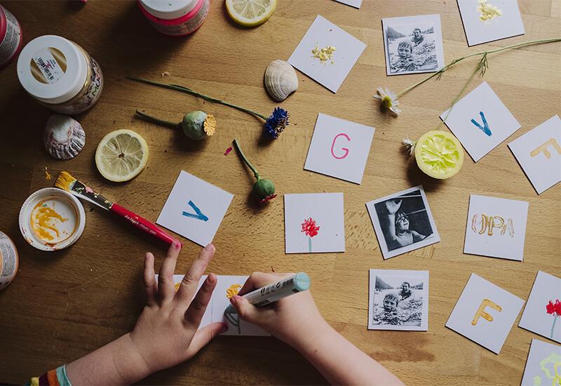 Schöner Spielspass: Mit Urlaubserinnerungen ein DIY Memory basteln