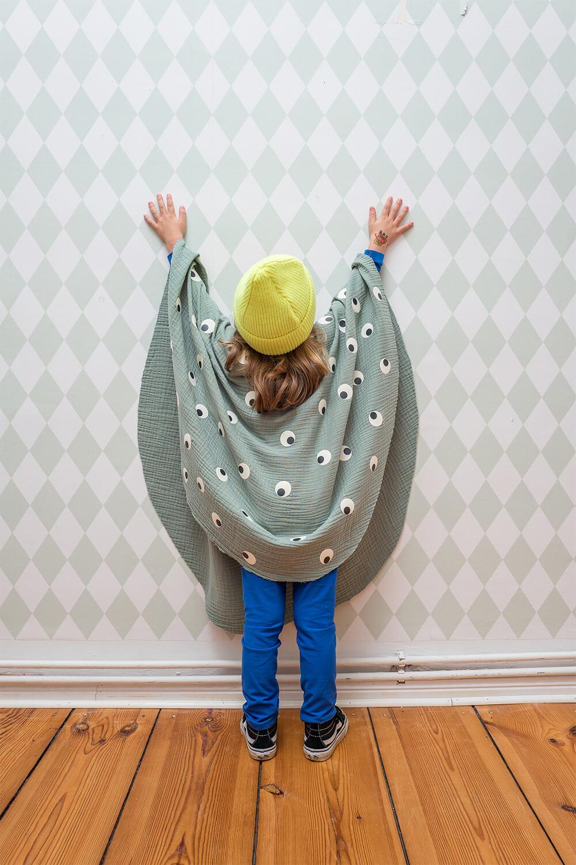 Halloween Kostüm basteln
